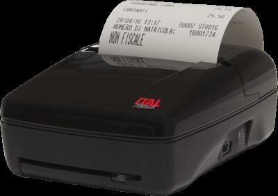 Stampante da cintura Bluetooth per cameriere RistorAndro