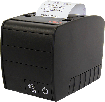 Stampante non fiscale Ital K-Printer per centri di produzione RistorAndro