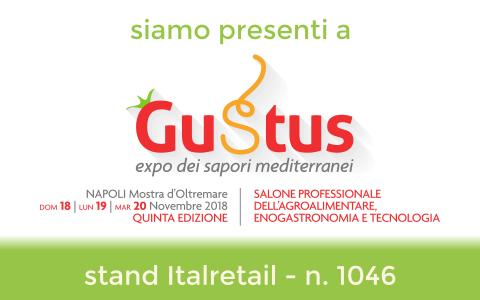 RistorAndro in esposizione a Gustus 2018