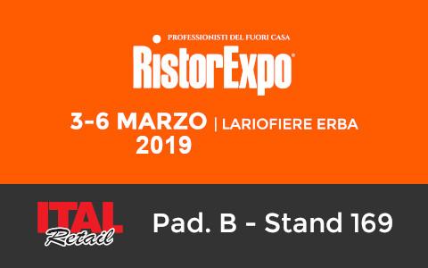 RistorAndro partecipa a RistorExpo 2019