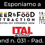 RistorAndro in fiera a Beer&Food Attraction 2020 Rimini