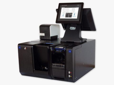 Cash Management Glory CI-5 integrabile con sistemi RistorAndro