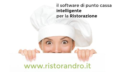 È online il nuovo sito di RistorAndro