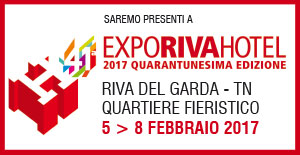 Banner Expo Riva Hotel 2017