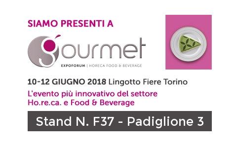 RISTORANDRO a Gourmet Expoforum 2018