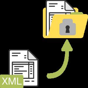 RistorAndro invia la fattura elettronica in formato XML all'intermediario di tua scelta