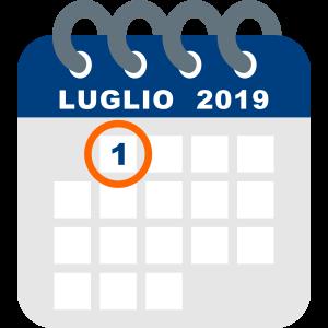 Calendario Registratore Telematico