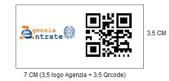 QR-Code RT Agenzia delle Entrate