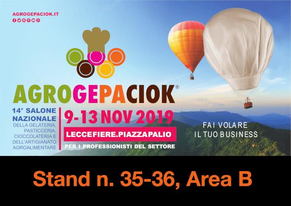 Italretail espone ad AGROGEPACIOK 2019